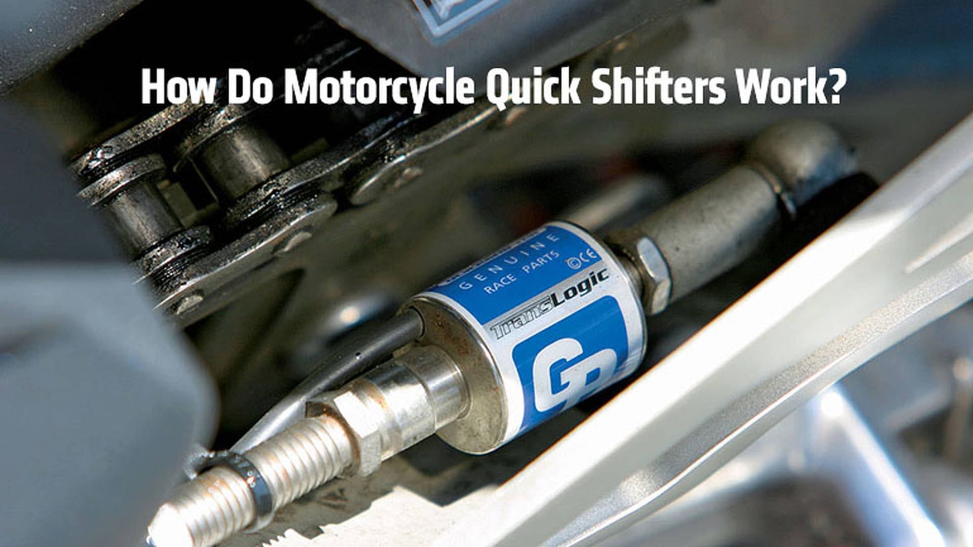 Ask Rideapart How Do Motorcycle Quick Shifters Work 2014 R1200rt Wiring Diagram
