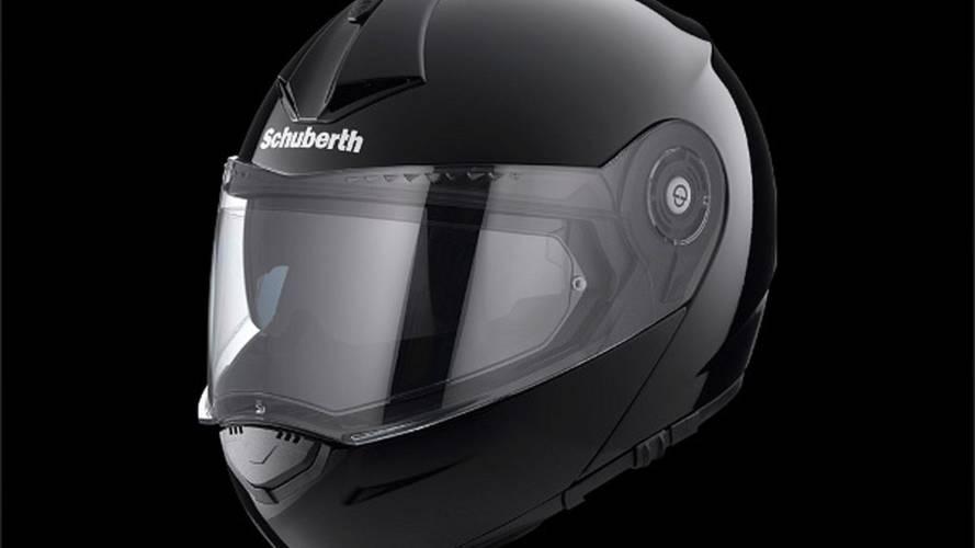 Schuberth C3 Pro: a better flip-front