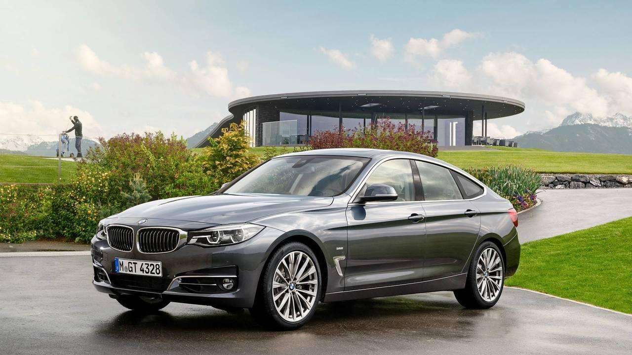 BMW 3 Serisi Gran Turismo