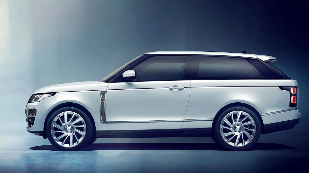 Range Rover SV Coupé – ab 291.500 Euro