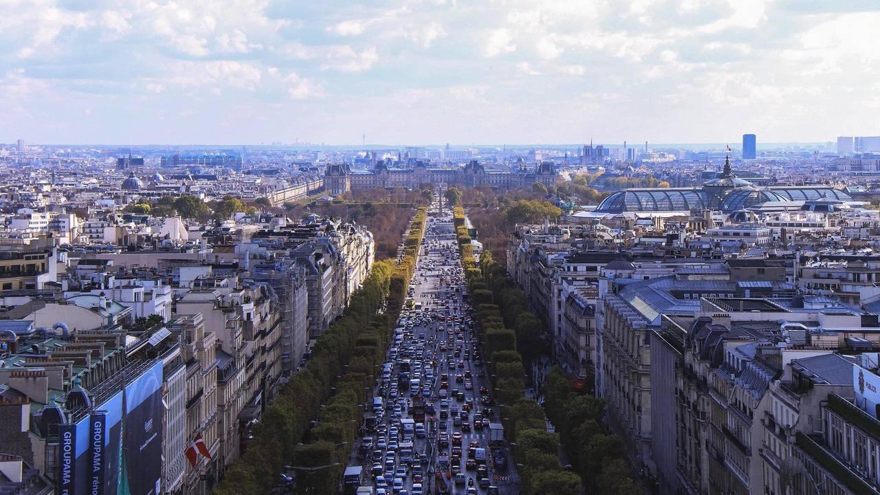 Paris circulation