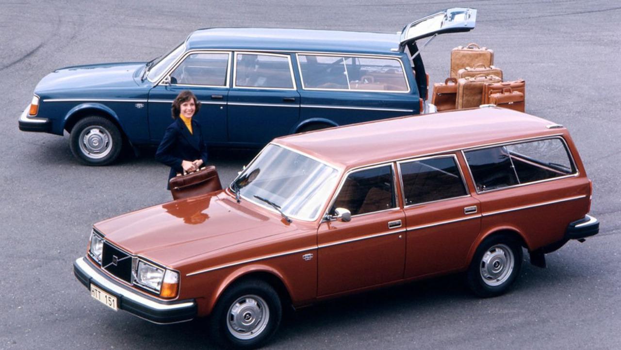 13. Volvo 200 (1974-1993): 2,86 millones de unidades