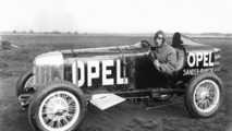 Opel Rak 2 speed record