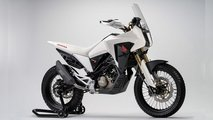 Honda CB125X and CB125M Concepts