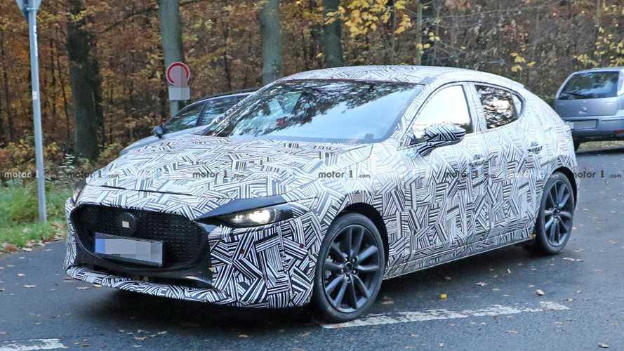 Yeni Mazda3, tanıtımına kısa süre kala görüntülendi [GÜNCEL]