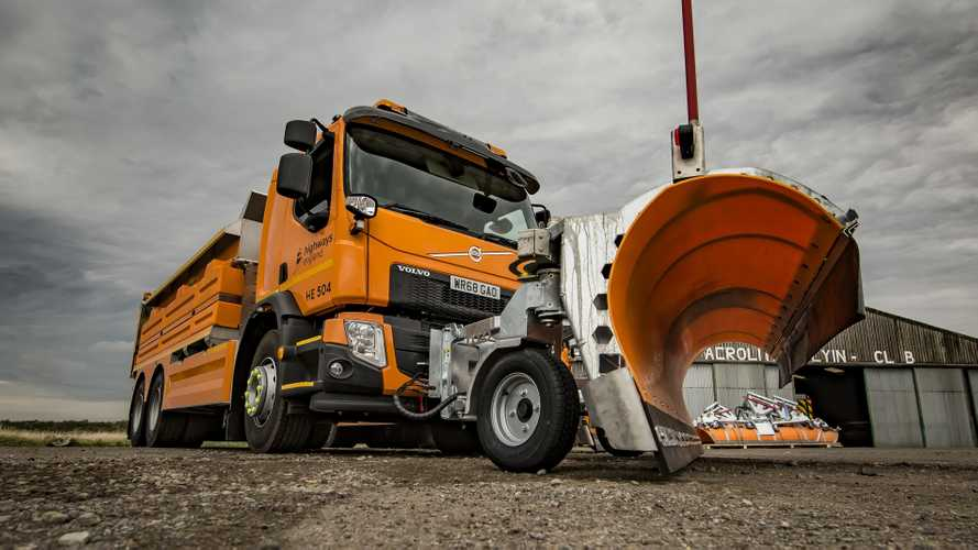 Highways gears up for wild winter with fleet of new gritters
