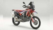 honda crf450l rally concept eicma