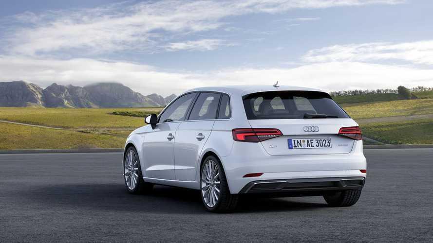 Audi retire ses modèles hybrides rechargeables de son catalogue