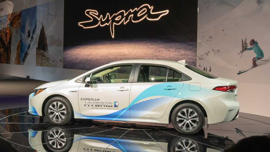 Toyota Corolla Hybrid Debuts As Normal-Looking Prius [UPDATE]