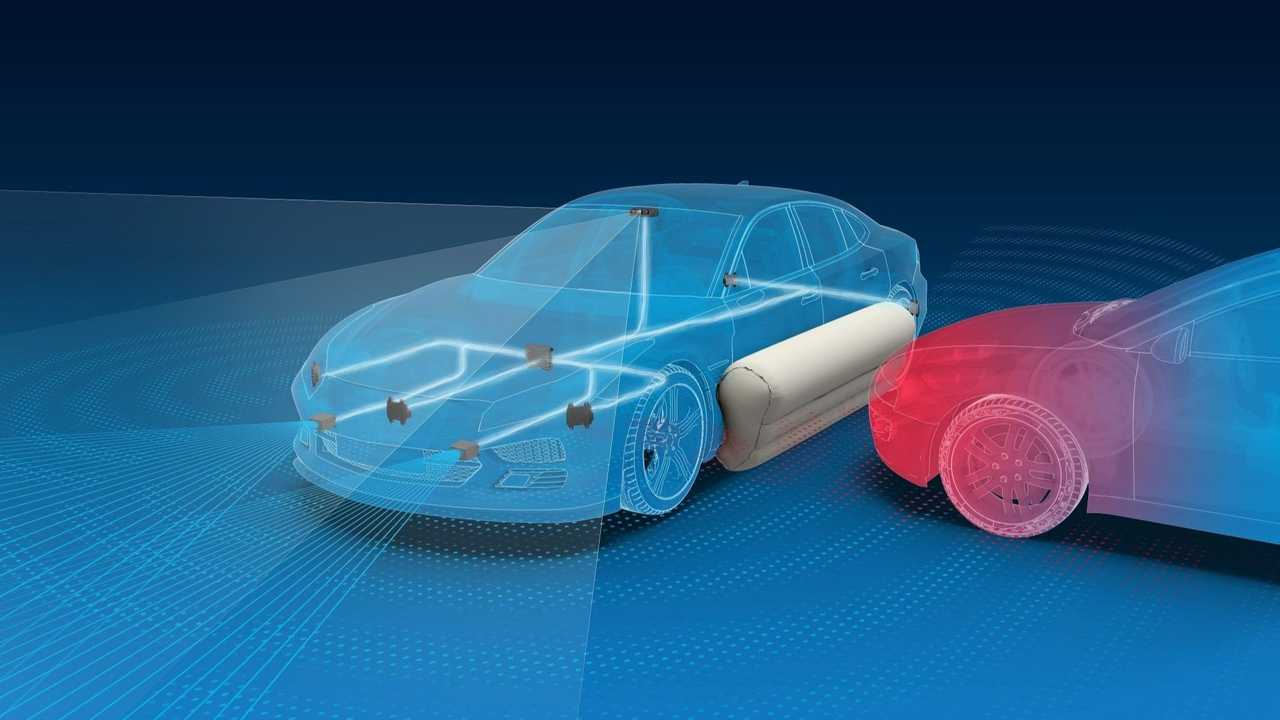 ZF - TRW External Airbags