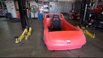 Hoonigans Turn Race Car Bed Into Real Car