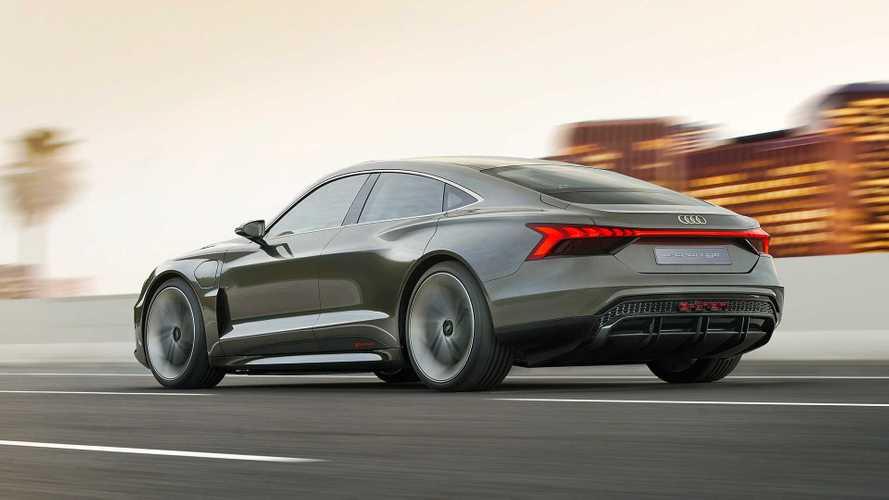 Audi e-tron GT - Les travaux au sein de l'usine ont déjà débuté