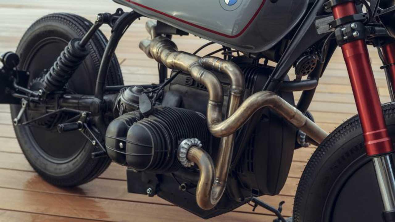 BMW R80 RT Café Racer