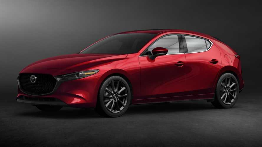 New-generation Mazda3 to cost £20,595