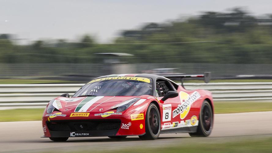 Ferrari Names Motorsport.com 'Official Media Partner' for 2015 Ferrari Finali Mondiali