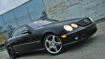 Mercedes-Benz CL600 by Speedriven