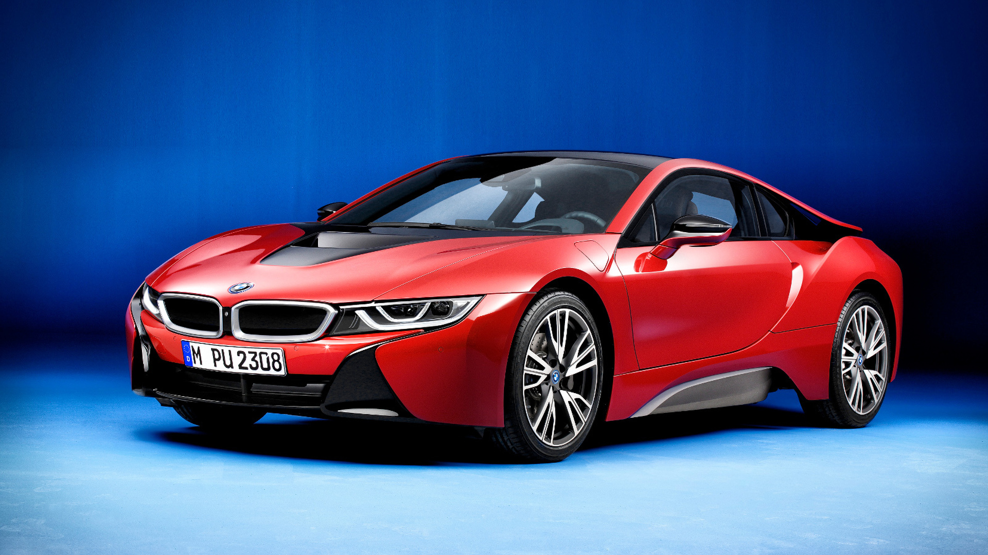 Bmw I8 Protonic Red Edition Announced For Geneva