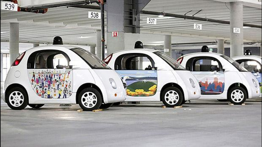 Guida autonoma, problemi nei test californiani