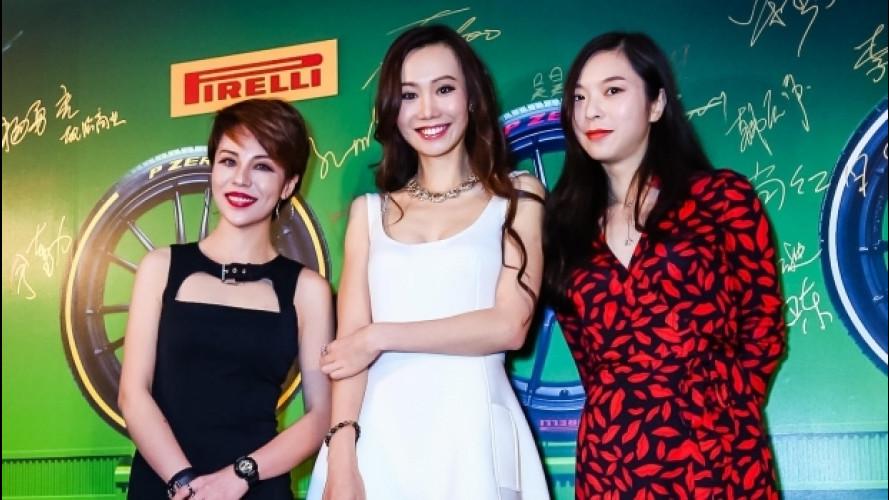 [Copertina] - Pirelli, i P Zero colorati sbarcano in Cina