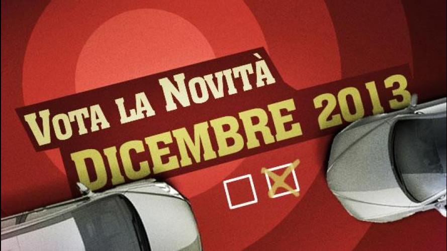 [Copertina] - Vota la novità di dicembre 2013