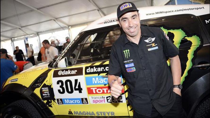 Dakar 2014, il trionfo delle MINI ALL4 Racing