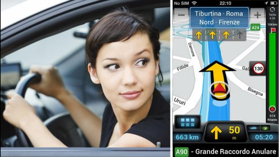 CoPilot, il navigatore professionale per lo smartphone