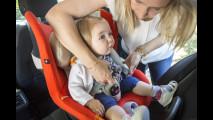 i-Size, nuove regole per i bimbi in auto