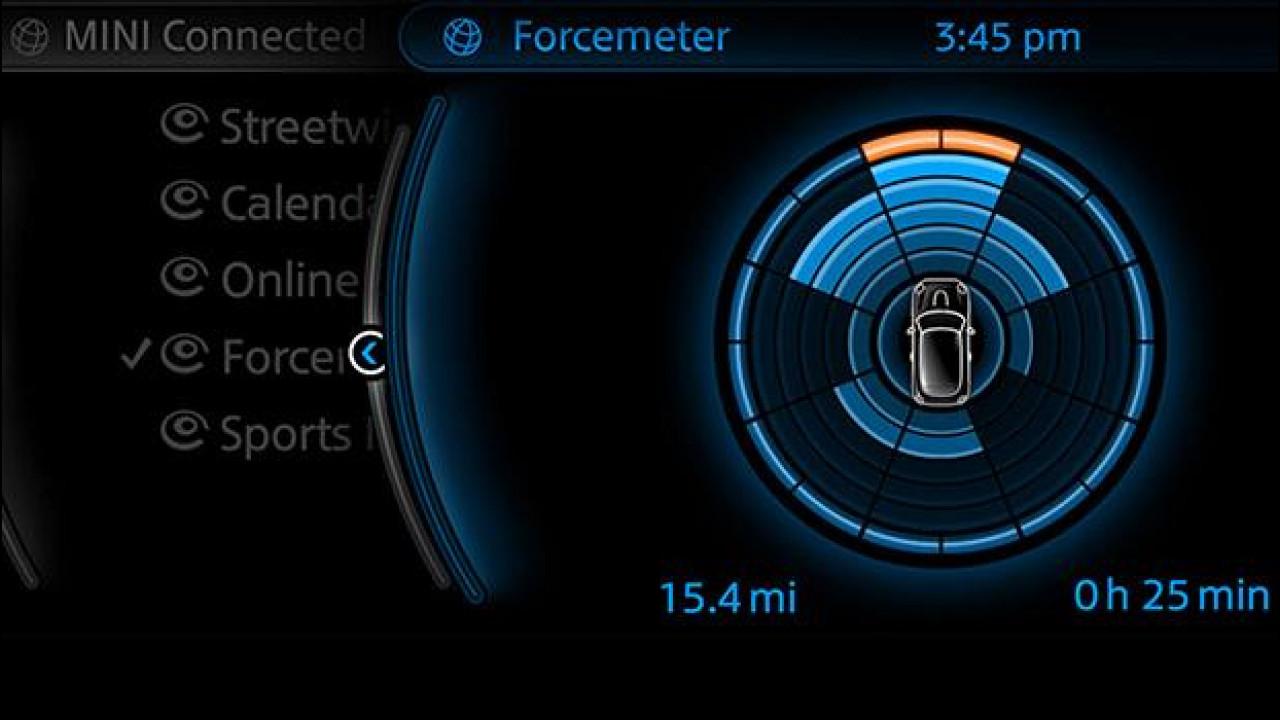 [Copertina] - MINI Connected App, in arrivo nuove funzionalità