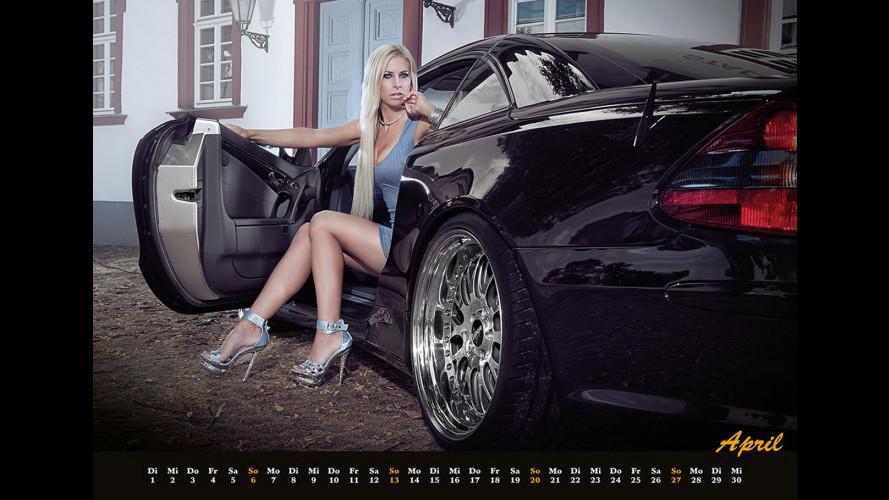 Inden Design, il calendario 2014