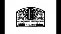 ALFA, logo 1907