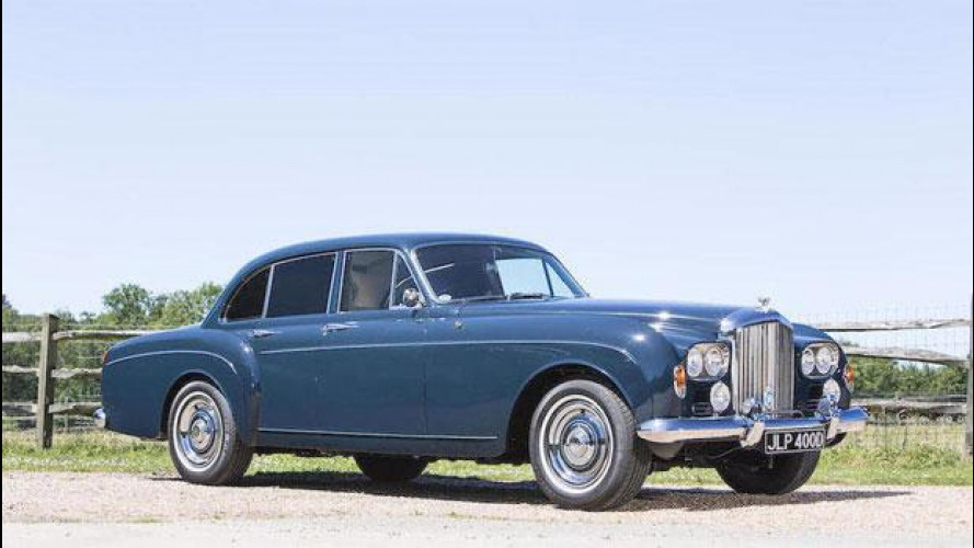 Bentley, quella dei Rolling Stones all'asta