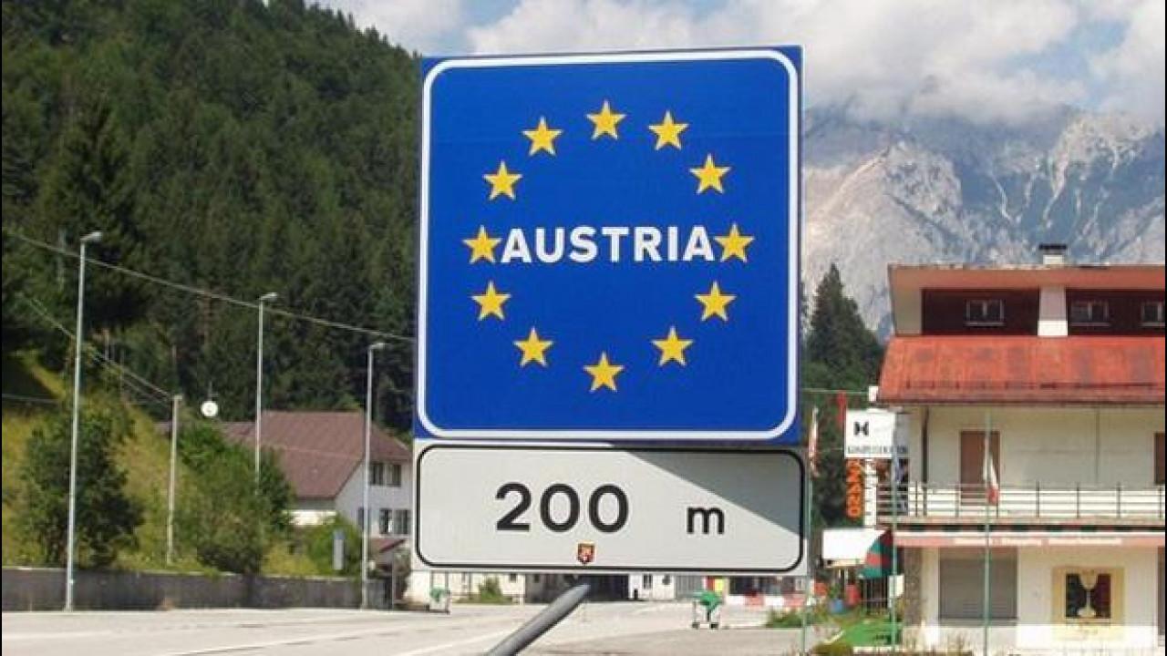 [Copertina] - Austria, 3 cose da sapere sui controlli auto alla frontiera