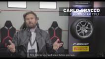 Carlo Cracco: se Lamborghini si mangiasse sarebbe un piatto di pasta! [VIDEO]