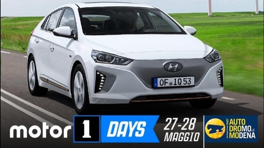 Motor1Days, con Hyundai IONIQ il test drive si
