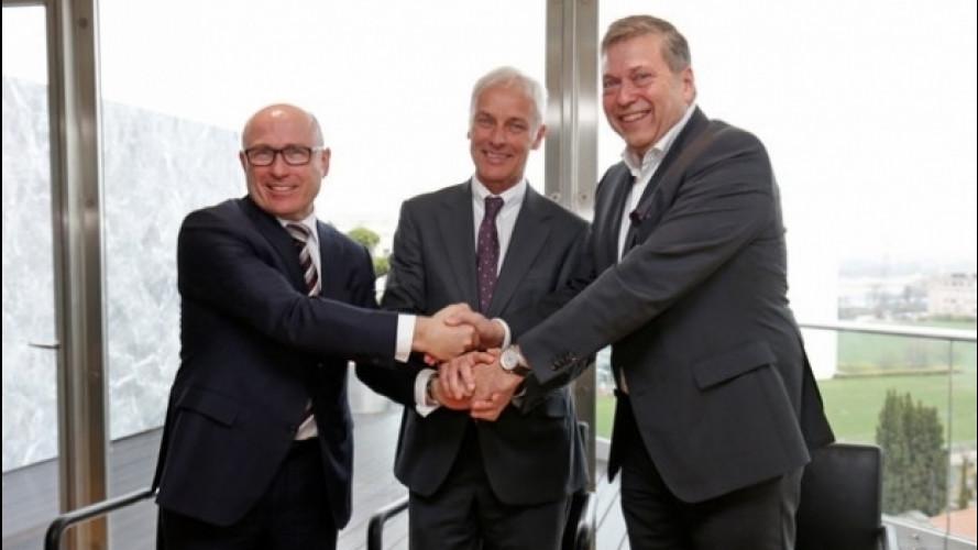 Volkswagen-Tata, una collaborazione per il mercato indiano