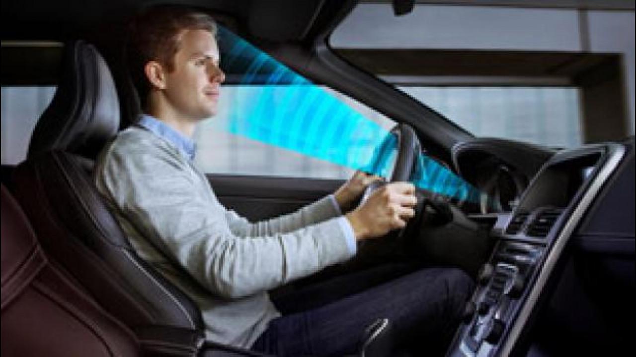 [Copertina] - Volvo inventa l'auto che riconosce il tuo viso