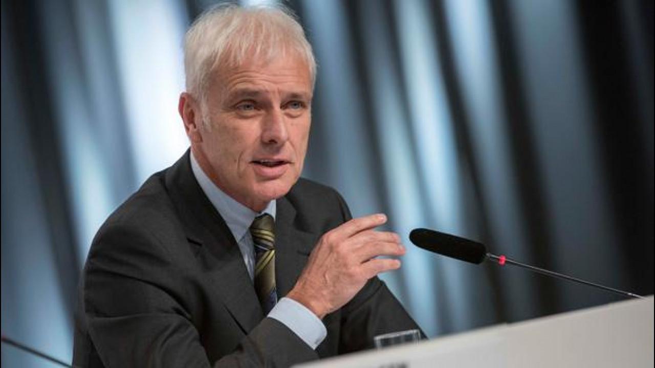 [Copertina] - Volkswagen chiede all'Ue più supporto per il futuro dell'auto