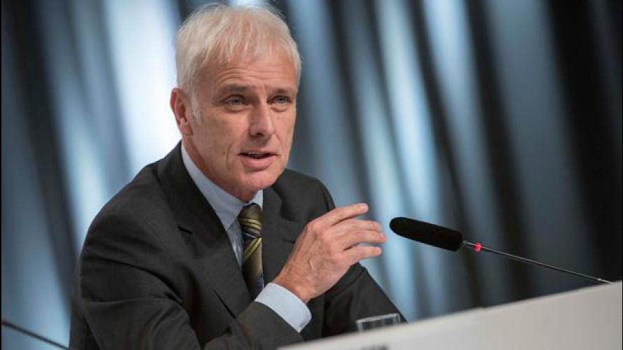 Volkswagen chiede all'Ue più supporto per il futuro dell'auto