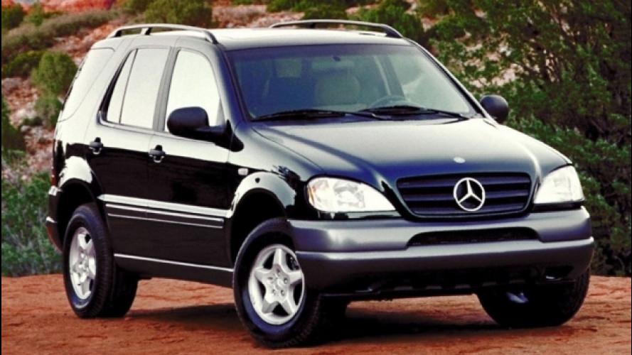 Mercedes ML, il SUV che non c'era
