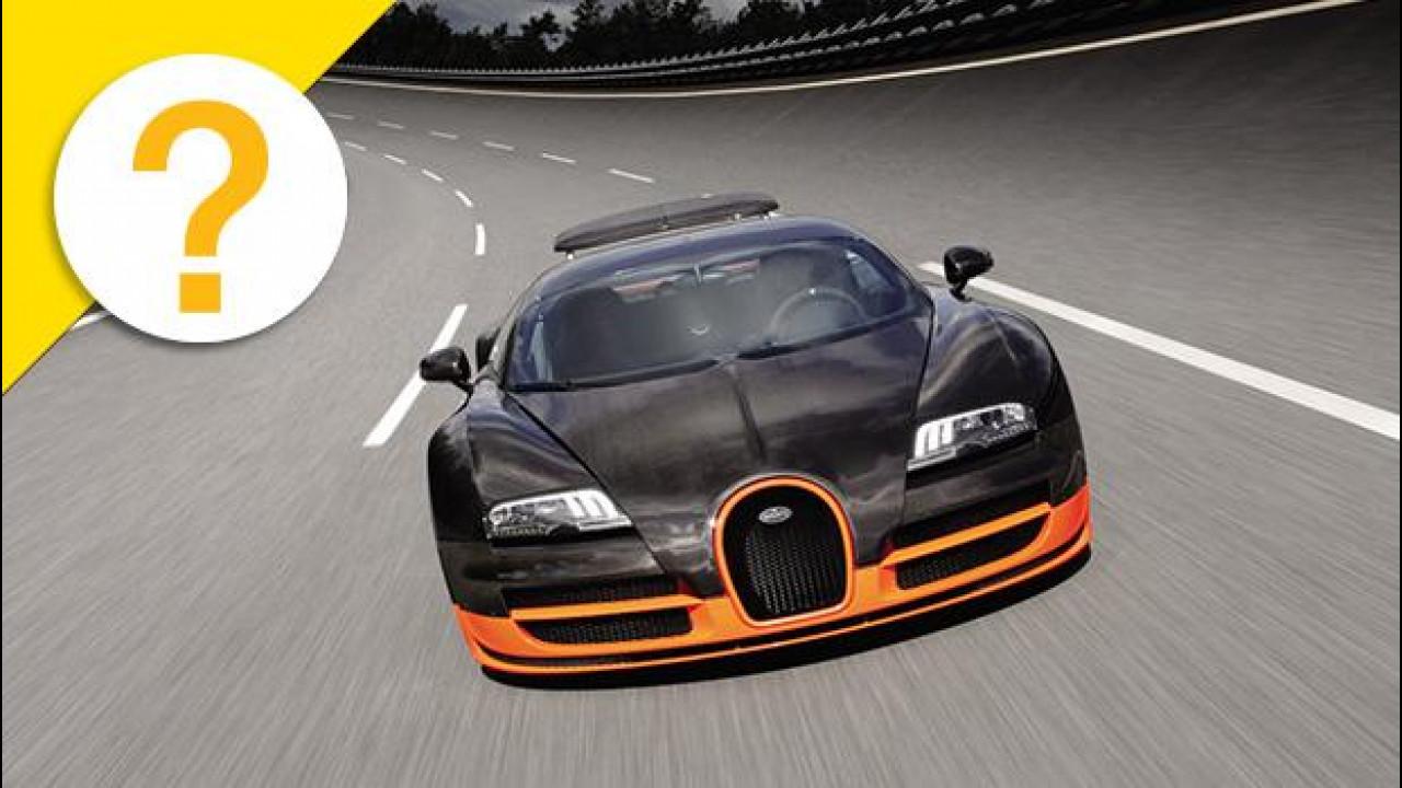 [Copertina] - Quali sono le auto (di serie) più veloci del mondo?