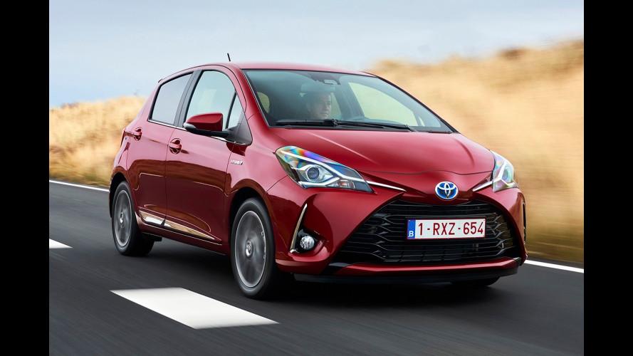 Motor1Days, l'ibrido Toyota vi sfida alla massima efficienza
