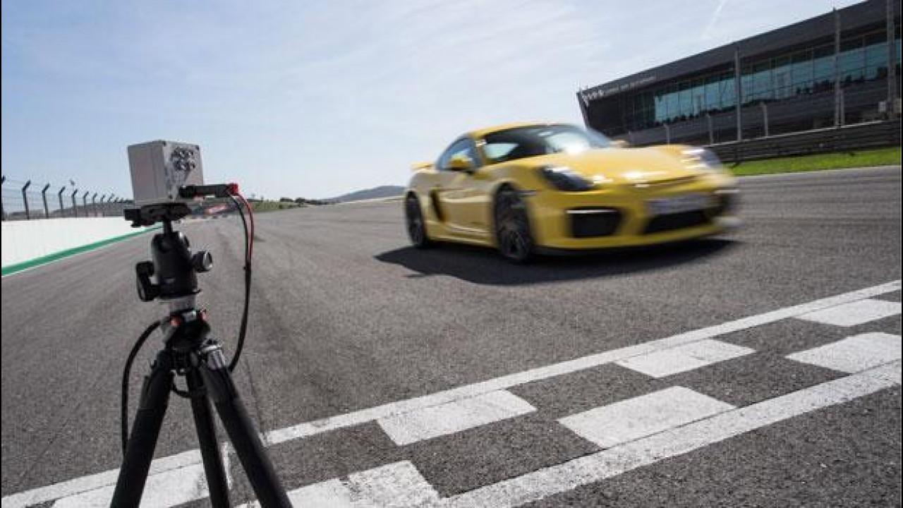 [Copertina] - Porsche Track Precision, la app per la pista