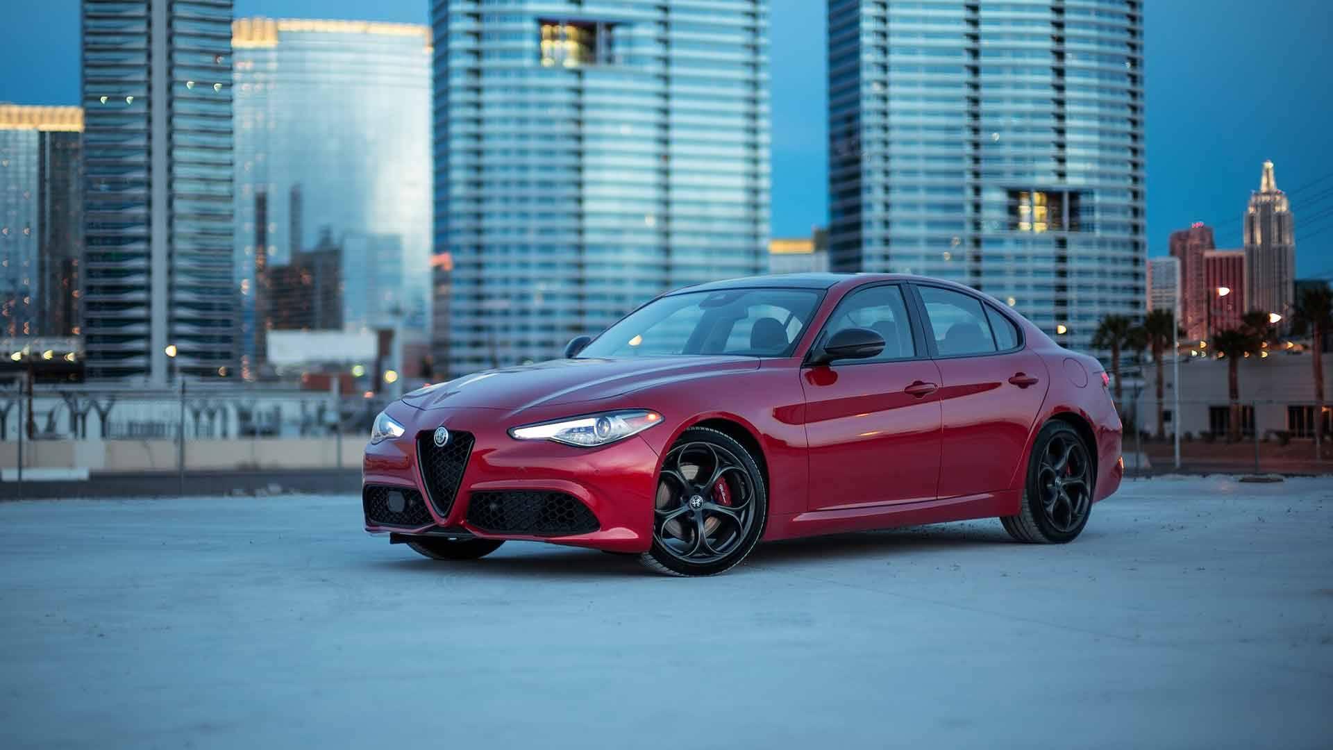 Alfa Romeo Giulia And Stelvio Go Dark With New Nero Edizione Packs