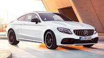 mercedes amg c 63 restyling 2018
