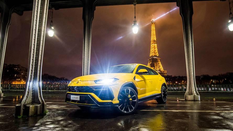 Le Lamborghini Urus a fini son tour du monde
