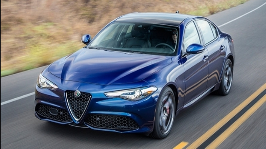 Alfa Romeo Giulia, in vista una 2.0 Turbo USA da 350 CV