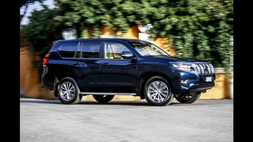Toyota Land Cruiser, ci vuole stile per sporcarsi