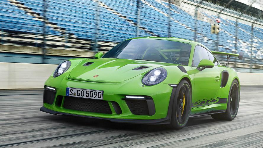 Porsche 911 GT3 RS (2018) - La meilleure pour la fin