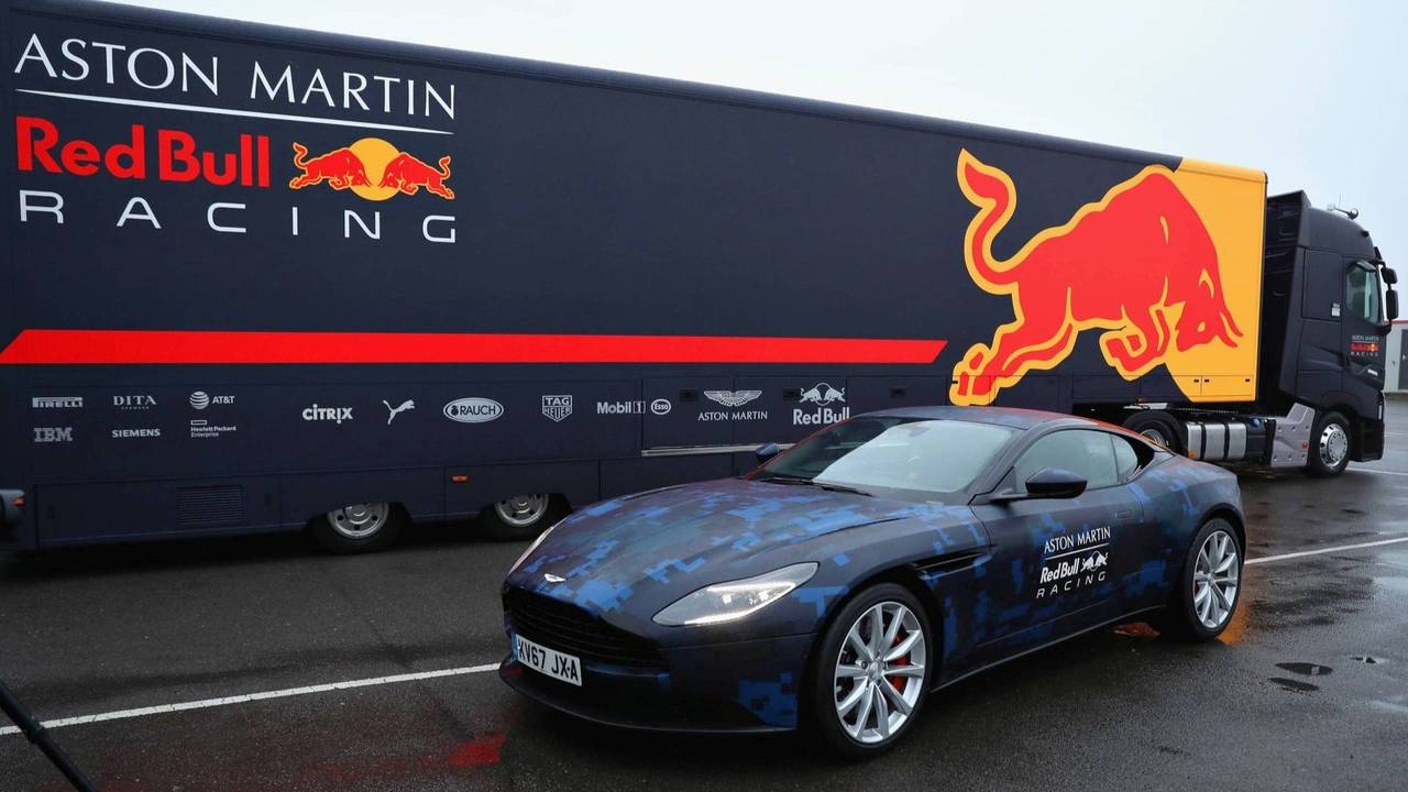 Aston Martin - Red Bull Racing