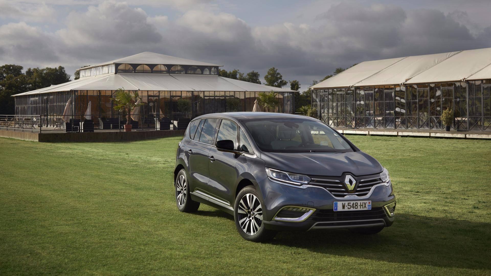 Guía De Compra Renault Espace 2018 En 5 Claves
